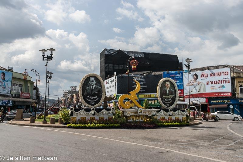Suriyadej liikenneympyrä