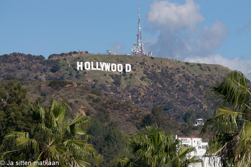 Hollywood-kyltti